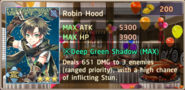 Robin Hood Exchange Box