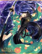 Kikuichimonji Norimune Artwork