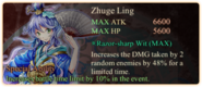 Zhuge Ling Special Daemon Ability Banner