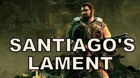 Santiago's Lament - Gears Of War 3 Music Video