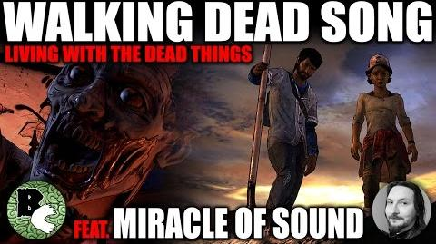 "WALKING DEAD SONG ""Living with the Dead Things"" by Bonecage feat. Miracle of Sound"