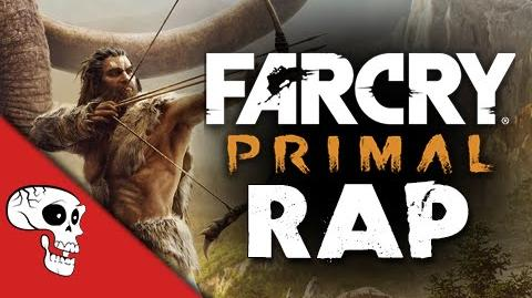 "FAR CRY PRIMAL RAP by JT Machinima (feat. Miracle of Sound) - ""Let Your Soul Walk Free"""