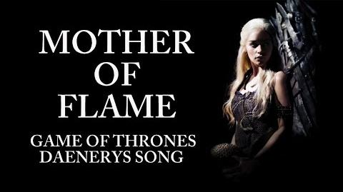 GAME OF THRONES DAENERYS SONG - Mother Of Flame by Miracle Of Sound ft