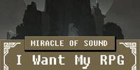 I Want My RPG