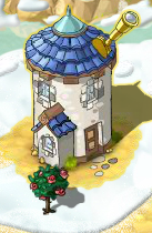 Mage residence lvl 1