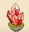 Mighty Musroom Crystal
