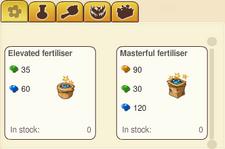 Mushroom-Fertiliser