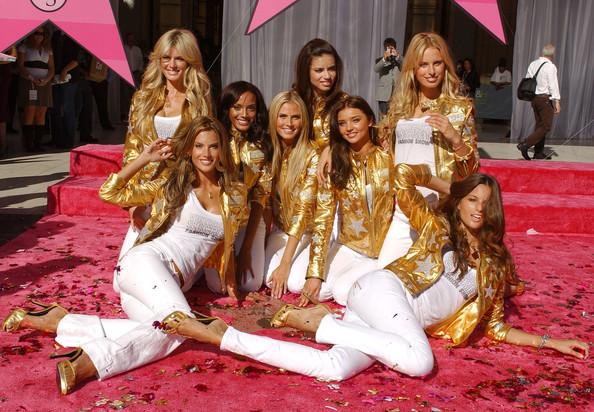 Adriana Lima Miranda Kerr Victoria Secret nuQj vkO3p2l