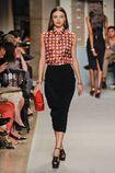 Miranda Kerr Paris Fashion Week 014