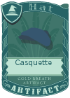 Casquette blue