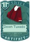 Down Tuxedo 2Red