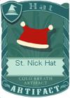 St. Nick Hat 1