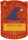 Witch Hat Purple