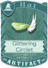 Glittering Circlet Green