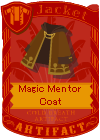 Magic Mentor Coat