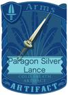 Paragon Silver Lance