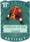 Uniform of the Guard Red