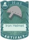 Iron Helmet 1