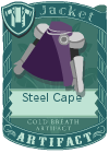 Steel Cape Purple