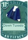 Down Tuxedo 1Blue