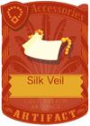 Silk Veil White