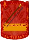 Tourmaline Staff