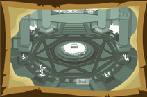 Mausoleum Map
