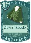 Down Tuxedo 2Green