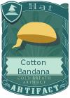 Cotton Bandana Mint