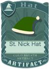 St.Nick Hat1