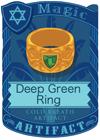 Deep Green Ring1