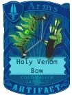 Holy Venom Bow