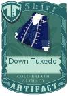 Down Tuxedo 2Blue