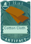 Cotton Cloth Brown