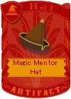 Magic Mentor Hat