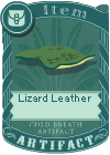 Lizard Leather