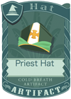 Priest Hat Green