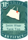 Swim Wear Tank Top