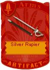 Silver Rapier
