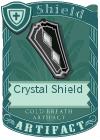 Crystal Shield Black