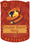 Double Storm Ring