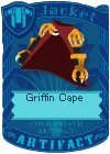 Griffin Cape Red