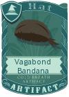 Vagabond Bandana Black