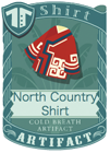 North Country Shirt Red