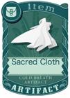 Sacred Cloth