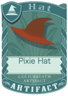 Pixie Hat Red