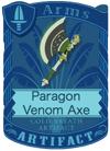 Paragon Venom Axe