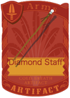 Diamond Staff