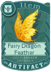 Fairy Dragon Feather