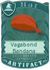 Vagabond Bandana Red